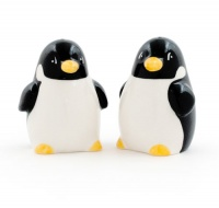 Chubby penguins salt and pepper
